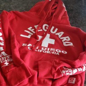 San Diego Lifeguard Hoodie